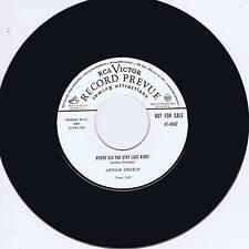 Arthur Crudup-Où avez-vous Rester La nuit dernière/keep on Drinkin' - Blues Boppers