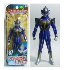 """Ultra Hero Series #37 VINYL ULTRAMAN Hunter Knight Tsurugi Zenon 6"""" Action Figur"""