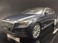 1:18 Hyundai Genesis  Die Cast Model Blue
