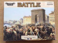 Battle Of Porte Saint Denis The French Revolution 1830 1000 Piece Jigsaw Puzzle