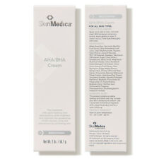 SkinMedica AHA / BHA Cream - 2 oz / 56.7 g - New in Box Guarantee 100% Authentic