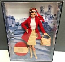 BARBIE FERRARI 2005 NRFB - GOLD LABEL new model muse doll collection Mattel