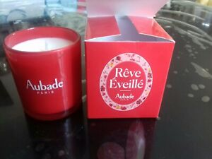 Bougie massage Parfumée Rêve Éveillé AUBADE Paris dans boîte d'origine abîmée