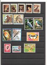 N°37,38,39 - GUINEE èquatoriale - ( 1974-80 ) timbres oblitérés