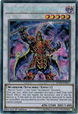 *** LEGENDARY SIX SAMURAI SHI-EN *** SECRET RARE 3 AVAILABLE! SPWA-EN011 YUGIOH!