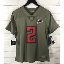NWT Nike Women s Salute To Service Atlanta Falcons Jersey Medium NFL Matt  Ryan 2 b38fd2c7f