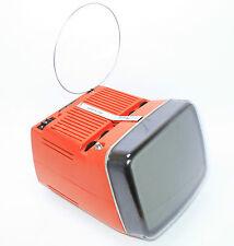 """1964 BRIONVEGA ALGOL 11"""" U SERIE -THE FIRST- TELEVISION DES. ZANUSO SAPPER MOMA"""