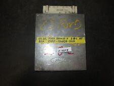 94 95 FORD BRONCO 11 2.8L AT ECM #E47F-12A650-D2A *See item description*