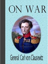 On War Volumes 1-3, Carl von Clausewitz Unabridged Audiobook on 33 Audio CDs