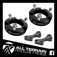 25MM STRUT & BALL JOINT SPACERS - ISUZU DMAX HOLDEN COLORADO PRADO 90 LIFT KIT