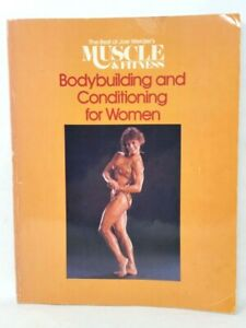 Bodybuilding and Conditioning for Women Best of Joe Weider's Muscle and Fitness