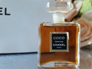 ❤️ CHANEL COCO PURE PARFUM EXTRAIT 1/2oz 15ml rare,☆☆☆☆☆!