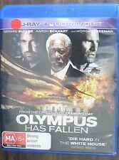 Olympus Has Fallen (Blu-ray, 2013)MA 15+ Rated