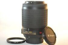 Nikon DX AF-S VR Nikkor 55-200mm G ED lens for D7500 D3400 D3300 D5600 D7200 D90