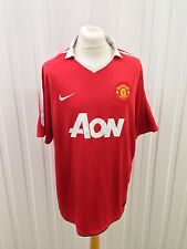 Mens Manchester United Shirt - Xxl - 2010/11 - Great Condition