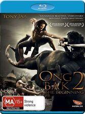 Ong Bak 2 - The Beginning [Blu-ray] Region B New and Sealed inc alternate cut!