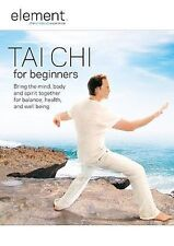 Element: Tai Chi for Beginners DVD Andrea Ambandos(DIR) 2008