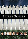 Picket Fences Complete Season 1 One 6-DVD Set New Sealed! Fast Shipping!