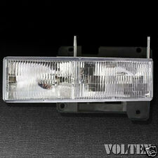1999-2002 GMC K3500 Headlight Lamp Clear lens Truck Suburban Left side