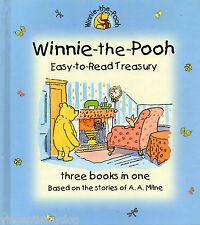 Winnie the Pooh Easy To Read Treasury by A. A. Milne (Hardback, 2001)