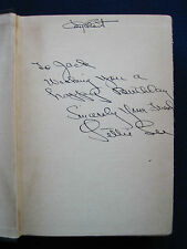 Theatre by W. SOMERSET MAUGHAM - SIGNED by Actor CARY GRANT - His Copy