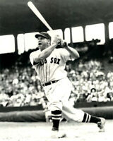 1930s Boston Red Sox JIMMIE FOXX Glossy 8x10 Photo Vintage Baseball Print