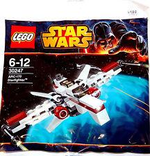 LEGO Star Wars ARC-170 Starfighter 30247 Nuovo Giocattolo Regalo di Compleanno Natale