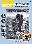Nissan/Tohatsu Outboards 1992-2009 by (Seloc) Seloc (2010, Paperback)