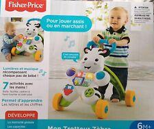 Trotteur Zèbre Fisher-Price