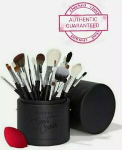 🦋New! MORPHE X James Charles SISTER COLLECTION 34 PC Brush Set NIB🦋 AUTHENTIC!