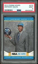 2012-13 Panini Hoops Anthony Davis #275 Rookie PSA 9