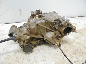 Can-Am Commander 800 XT 2014 Transmission