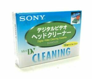 [New] Sony DVM4CLD2 mini DV Digital Video Head Cleaning Tape from Japan