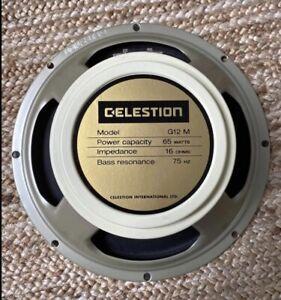 Celestion G12M-65 Creamback 16 Ohm Speaker - as preferred by Page & Hendrix