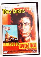Le héros d'Iwo Jima - Delbert MANN / Tony CURTIS - dvd Très bon état