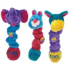 Squiggles Dog Toys Colorful Plush Stretchy Squeakers Characters Vary Choose Size