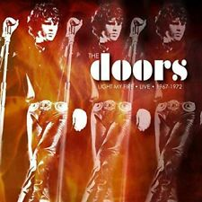 DOORS  Light My Fire Live 1967 - 1972 (Vinyl Yellow Box 3 Lp)