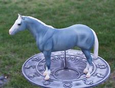 BREYER 2006 STOCK HORSE TREASURE HUNT PRIZE MODEL LADY PHASE WEDGEWOOD BLUE MINT