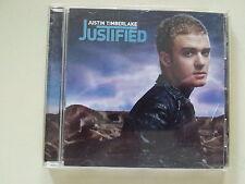 Justin Timberlake - Justified CD mit POSTER