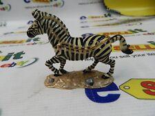 "Rucinni ""Swarovski"" Trinket Box -Zebra- Rb1649"
