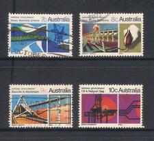 (UXAU010) AUSTRALIA 1970 National Development fine used set