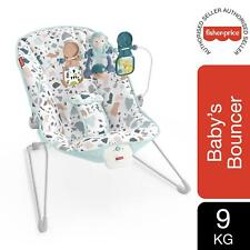 Fisher-Price Baby's Bouncer, Multi-Coloured