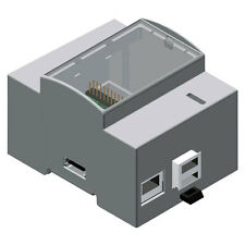 DIN Rail Mounting Enclosure for Raspberry Pi Italtronic Case Box