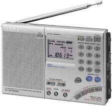 Sony ICF-SW7600GR AM/FM Shortwave World Band Receiver (NEW)