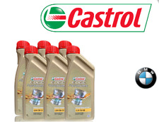 6 Litri Olio Castrol 5W30 Edge Titanium Fst Professional Long Life 04 BMW