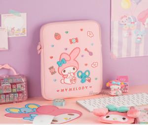 My Melody Sanrio iPad Tablet Pouch Bag Soft Case Apple Samsung LG PC