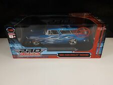 1955 CHEVY NOMAD PRO TOURING 1/18 SCALE