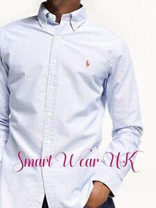 Ralph Lauren Men's Regular Fit Oxford Shirt (Powder Blue)       RRP £109