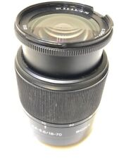 Sony Alpha Mount SAL-1870 18-70mm f/3.5-5.6 DT Macro Camera Zoom Lens