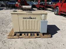 New listing Generac 15kw generator Propane Or Ng 1800rpm 321 Hours